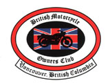 British Motorcycle Owners Club Vancouver